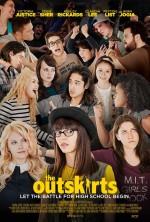 The Outcasts (2017) afişi