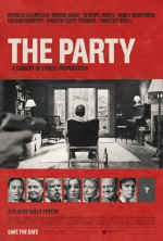 The Party (2017) afişi