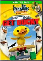 The Penguins of Madagascar - Operation: Get Ducky (2010) afişi