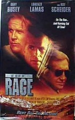 The Rage (1997) afişi