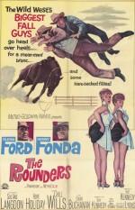 The Rounders (1965) afişi