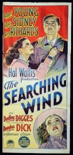 The Searching Wind (1946) afişi