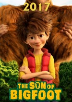 The Son of Bigfoot  (2017) afişi
