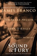 The Sound and the Fury (2014) afişi