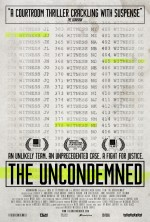 The Uncondemned (2015) afişi