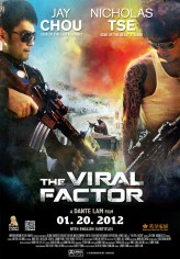 The Viral Factor (2012) afişi