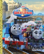 Thomas & Friends: The Great Race (2016) afişi
