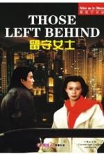 Those Left Behind (2017) afişi