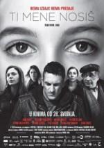 Ti mene nosiš (2015) afişi