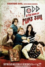 Todd and the Book of Pure Evil Sezon 2 (2012) afişi
