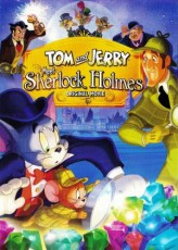 Tom and Jerry Meet Sherlock Holmes (2010) afişi