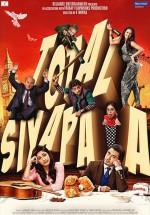 Total Siyapaa (2014) afişi