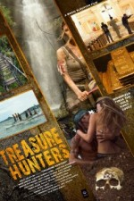 Treasure Hunters (2015) afişi