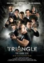 Triangle the Dark Side (2016) afişi
