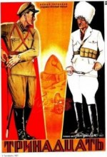 Trinadtsat (1937) afişi