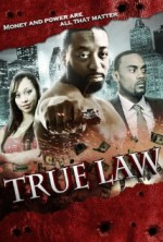 True Law the Movie (2015) afişi