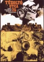 Tüzoltó utca 25. (1973) afişi