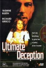 Ultimate Deception (1999) afişi