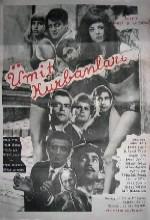 Ümit Kurbanları (1966) afişi