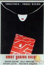 Umut Yarına Kaldı (1988) afişi