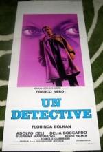 Un Detective (1969) afişi