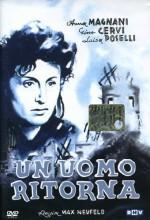 Un Uomo Ritorna (1946) afişi