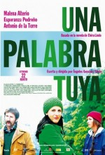 Una Palabra Tuya (2008) afişi