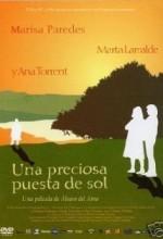 Una Preciosa Puesta De Sol (2003) afişi