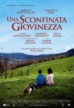 Una Sconfinata Giovinezza (2010) afişi