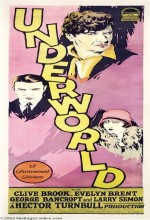 Underworld (1927) afişi
