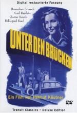 Unter Den Brücken (1945) afişi