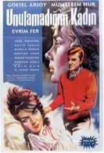 Unutamadığım Kadın (1961) afişi