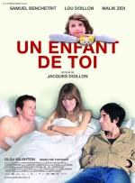 Un enfant de toi (2012) afişi