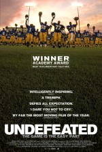 Undefeated (2011) afişi