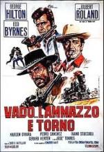 Vado... L'ammazzo E Torno (1967) afişi