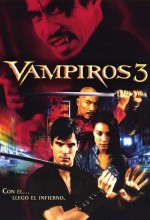 Vampirler 3 (2005) afişi