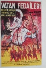 Vatan Fedaileri (1961) afişi