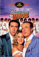 Vegas'ta Balayı (1992) afişi