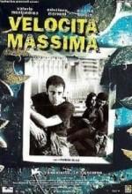 Velocità Massima (2002) afişi