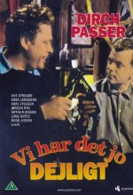 Vi Har Det Jo Dejligt (1963) afişi