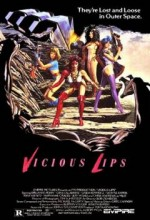 Vicious Lips (1987) afişi