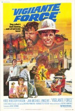 Vigilante Force (1976) afişi