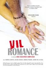 Vil Romance (2008) afişi