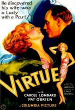 Virtue (1932) afişi
