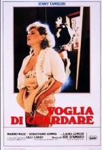 Voglia Di Guardare (1986) afişi
