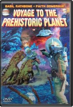 Voyage To The Prehistoric Planet (1965) afişi