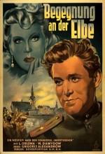 Vstrecha Na Elbe (1949) afişi