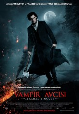 Vampir Avcısı: Abraham Lincoln (2012) afişi