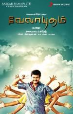 Velayudham (2011) afişi