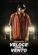 Veloce Come Il Vento (2016) afişi